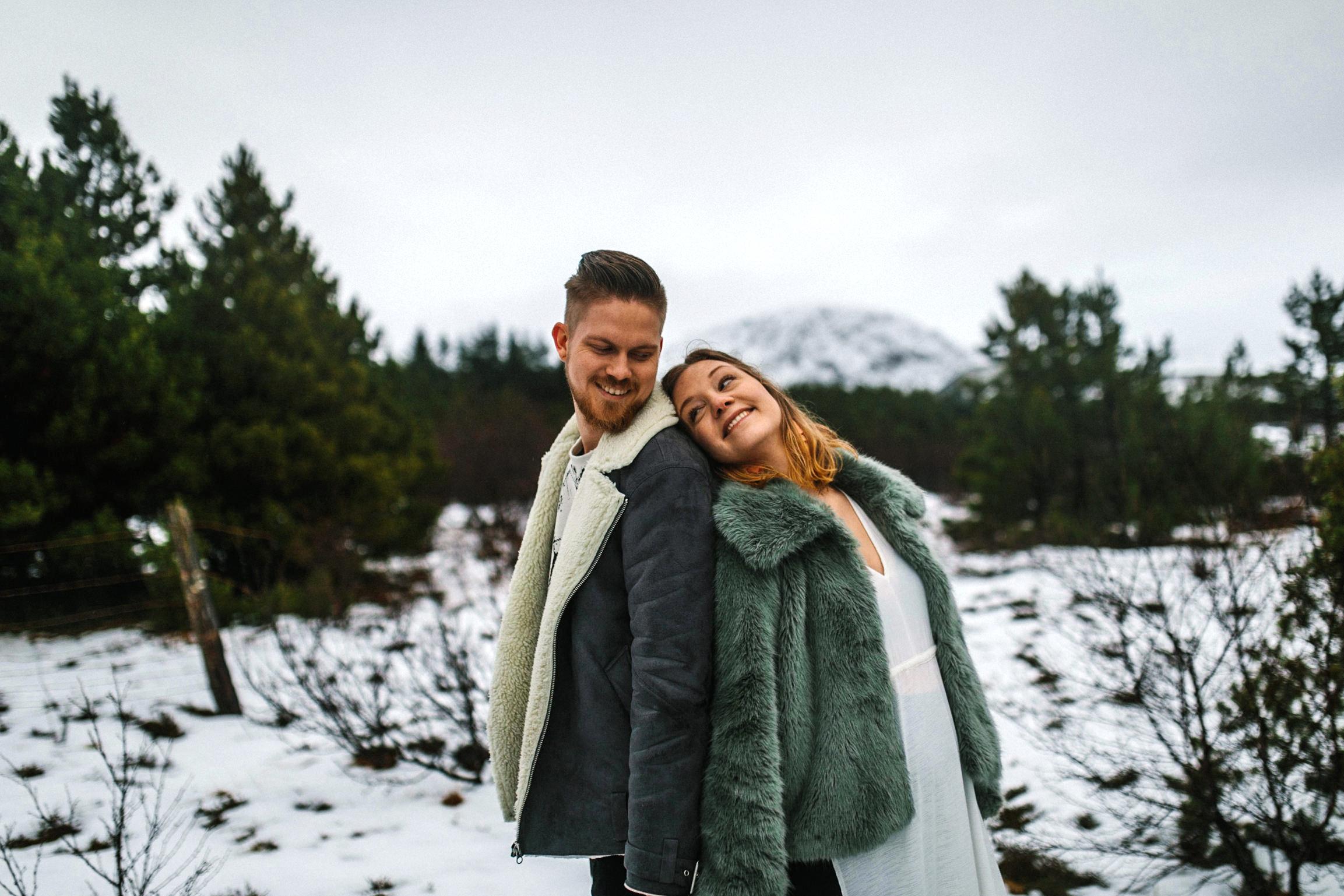 just-us-2-1 Dagbjört & Aron (Just us) // Iceland Engagement Photographer