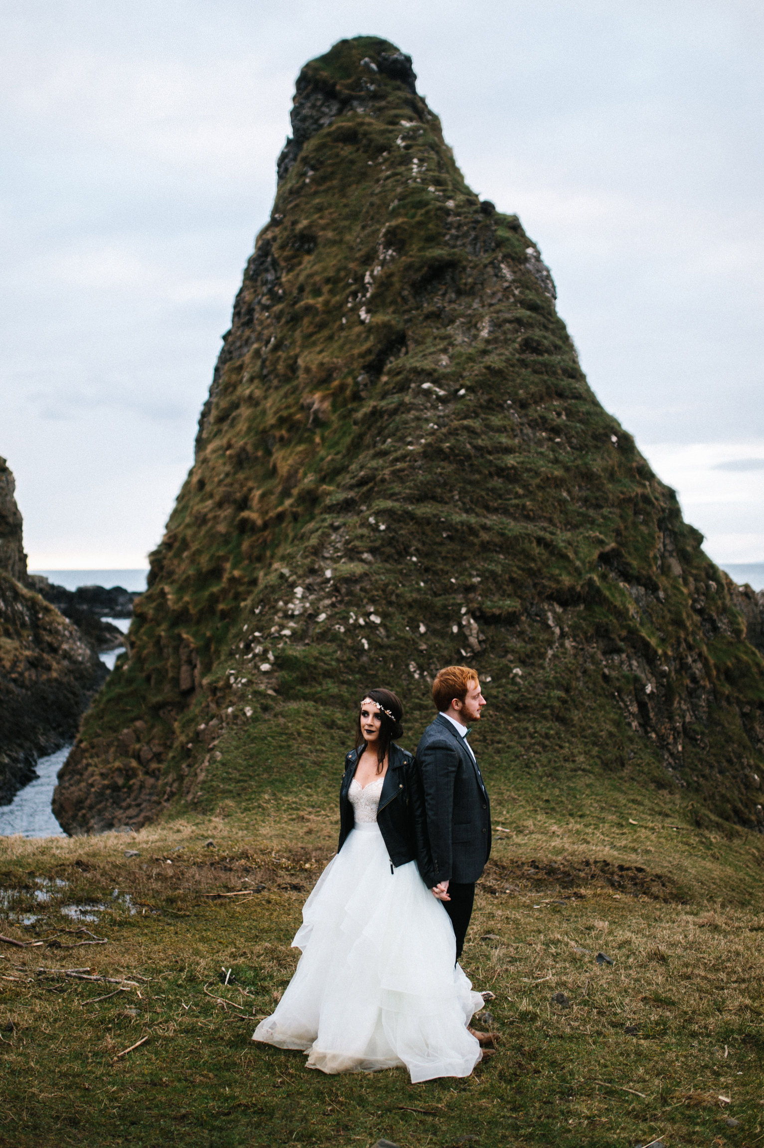 1-1-1 Emma & Simon // Ireland Elopement Photographer