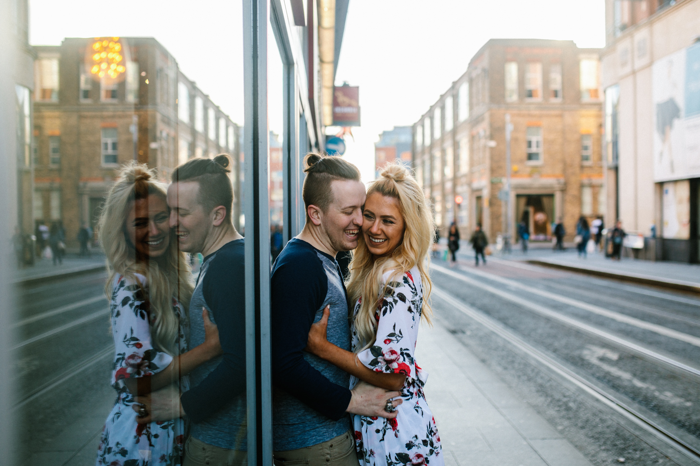 dublin-engagement-shoot-1-1 Cami and Caleb // Dublin Engagement Photographer