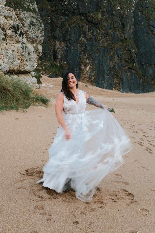 north-coast-elopement-CS-4 North Coast of Ireland Elopement // Colin and Sarah