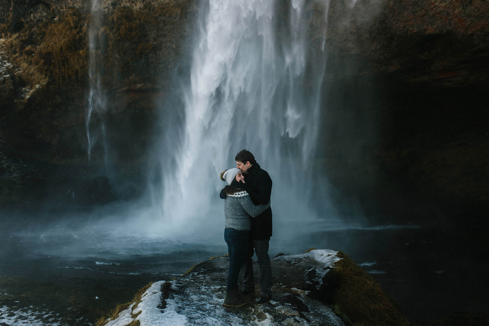 Iceland-engagement-photoshoot-47-1 Kaitlin and Mike // Iceland engagement photography