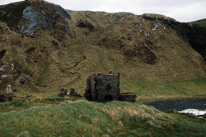 Kinbane-Castle-Elopement-1 Kinbane Castle Elopement // Christel & Cory