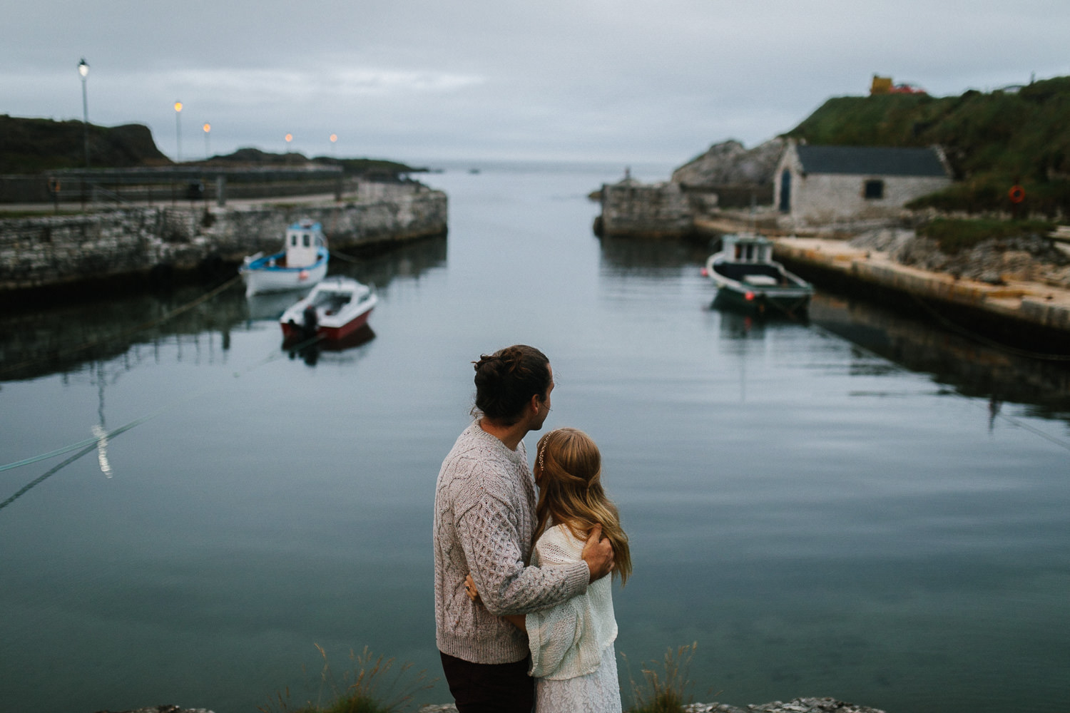 North-Coast-Elopement-AE-2-2 Dunseverick Castle Elopement // Andrew & Emma