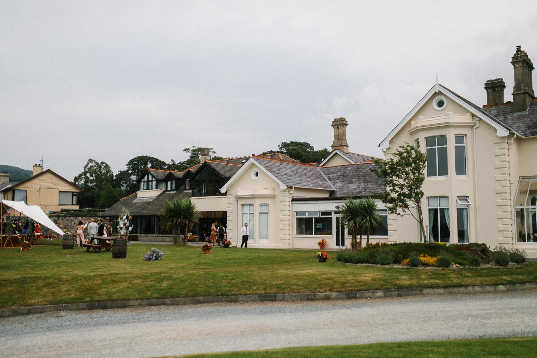 Out-door-wedding-Marquee-GJ-1 Northern Ireland Marquee Wedding  // Grace & Josh